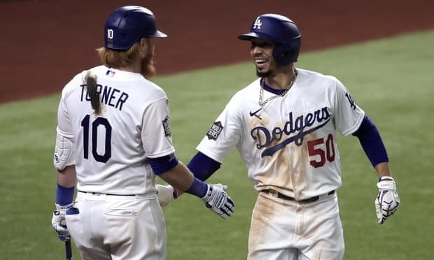 Los Angeles Dodgers too hot for Tampa Bay Rays in Game 1 of World Series