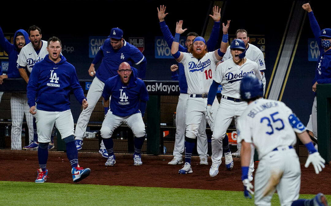 L.A. wins dramatic Game 7 to complete NLCS comeback, advance to World Series