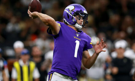 The Chicago Bears must look to add a quarterback due to Mitch Trubisky injury