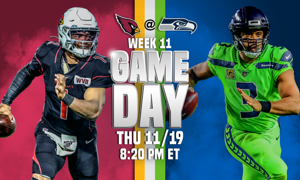 What to watch for in Cardinals-Seahawks on 'Thursday Night Football'