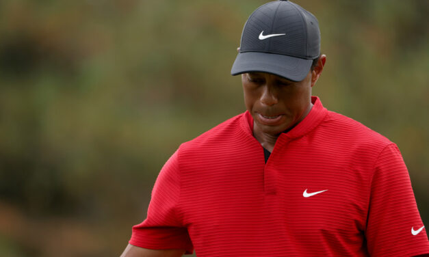 Tiger Woods has worst career hole in massive Masters meltdown