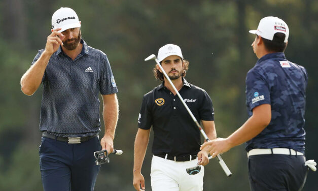 The most overlooked reason why Dustin Johnson won the 84th Masters