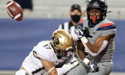 Buffalo stampede: Wildcats can't stop run, suffer 11th consecutive defeat