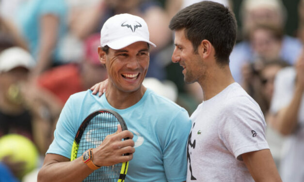 Rafael Nadal, Novak Djokovic and Others Show up in a Brand New ATP Campaign