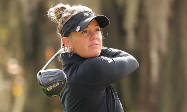 U.S. Women's Open contender Amy Olson suffers tragic loss of father-in-law before final round