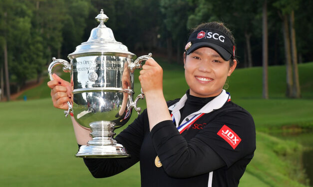 Two golf courses makes 2020 U.S. Women's Open more challenging