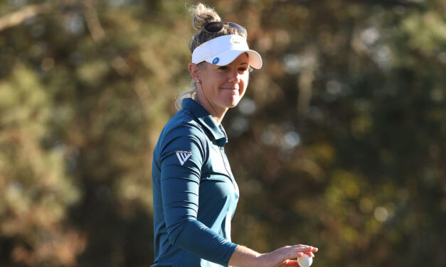 Search for first win continues to test patience of USWO leader Amy Olson