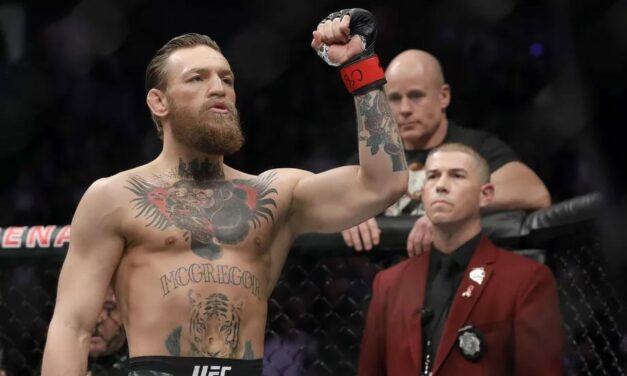 Conor McGregor looks like a world-beater ahead of UFC 257 main event