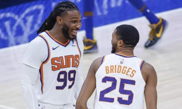 Center of the Sun: Suns end Week 3 with NBA's second best record