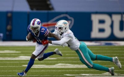 Buffalo Bills 'play to kill,' unapologetic after dropping 56 points on top scoring defense