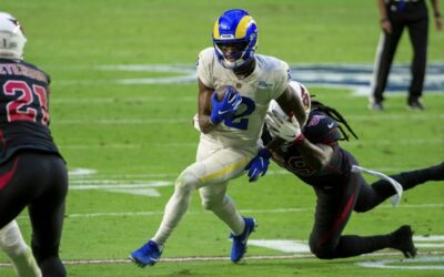 Rams host Arizona with 2 playoff berths potentially on line