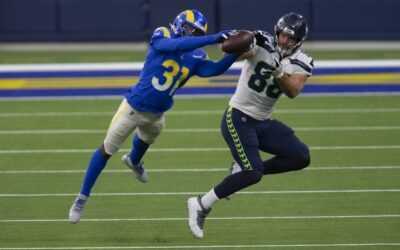 Los Angeles Rams clinch playoff berth; will face Seattle Seahawks in wild-card round