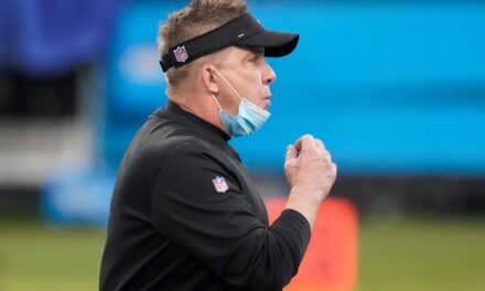 Sean Payton keeps promise, gets slimed after Saints win on Nickelodeon