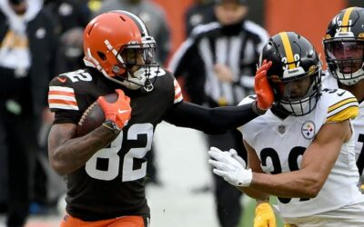 Cleveland Browns clinch first playoff berth since 2002 NFL season