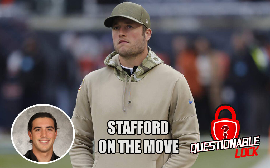 Stafford on the Move