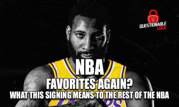 Why Andre Drummond's decision to join the Lakers makes them the favorites to win the NBA Championship again