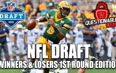 Winners and Losers from the first round of the 2021 NFL Draft